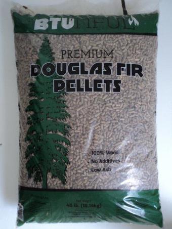BTUtiful-Super Premium Douglas Fir Pellets in CT ...