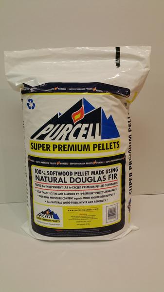 Purcell Super Premium Douglass Fir Woodpellets in CT ...