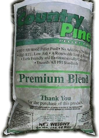 Country Pine in CT | Blakeslee Wood Pellets