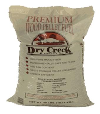 Dry Creek In Ct Blakeslee Wood Pellets
