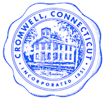 Town seal of Cromwell, CT