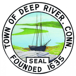 Deep River, CT seal.