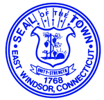 East Windsor, CT seal.