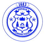 Town seal of Enfield, CT