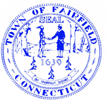 Fairfield, CT seal.