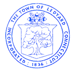 Town seal of Ledyard, CT