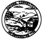 Oxford, CT seal.