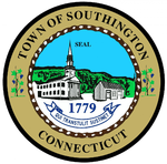 Town seal of Southington, CT