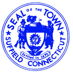 Suffield, CT seal.