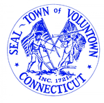 Voluntown, CT seal.