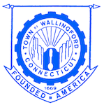 Town seal of Wallingford, CT
