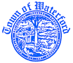 Waterford, CT seal.