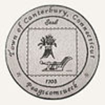 Canterbury, CT seal.