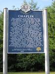 Chaplin, CT seal.
