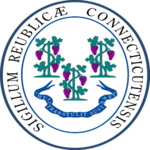 Town seal of Middlesex County, CT