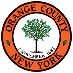 Orange County, NY seal.