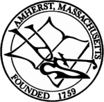 Amherst, MA seal.