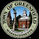 Greenfield, MA seal.