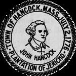 Hancock, MA seal.