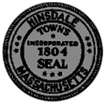 Hinsdale, MA seal.