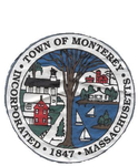 Monterey, MA seal.