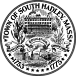 South Hadley, MA seal.