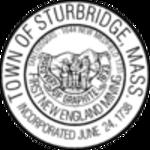 Sturbridge, MA seal.