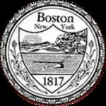 Boston, NY Seal