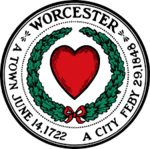 Worcester, MA seal.
