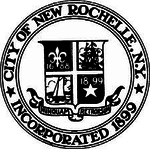 New Rochelle, NY seal.