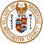 Bronxville, NY seal.