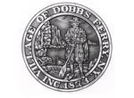 Dobbs Ferry, NY seal.