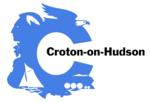 Croton-on-Hudson, NY seal.