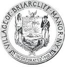Briarcliff Manor, NY seal.