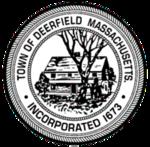 Deerfield, MA seal.