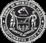 Windsor, MA seal.