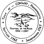 Conway, MA seal.