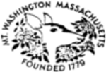 Mount Washington, MA seal.