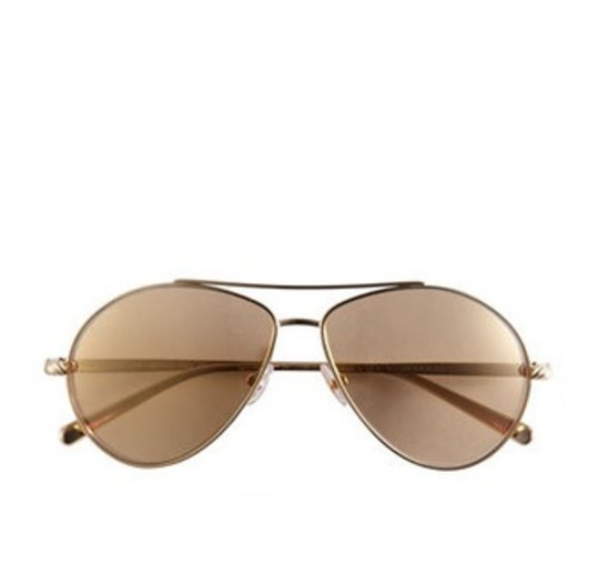 Aviator Sunglasses Gold Yurman 'waverly' David EHI2W9D