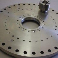 Machined Component from Hastelloy