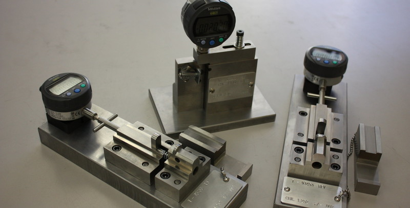 Aerospace Tooling High precision inspection fixtures..