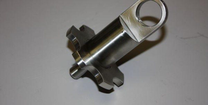 Machined Part for the Nuclear Industry
