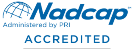 Nadcap Accredited.