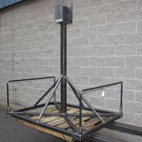 Fabricated Stand