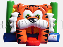 Tiger Bounce House Hopper, Roo's Hoppers - Jacksonville, Florida Bounce House Rentals
