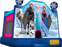 Disney Frozen Bounce House Hopper, Roo's Hoppers - Jacksonville, Florida Bounce House Rentals
