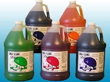 Sno Cone Syrup 1 Gallon, Roo's Concession & Frozen Drink Machines