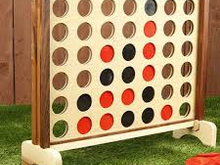 Giant Connect Four Game, Obstacle Courses & Interactive Games - Jacksonville Florida Bounce House Rentals