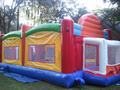 Ultimate Sports Arena Bounce House Hopper