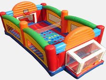 Ultimate Sports Arena Bounce House Hopper, Roo's Hoppers - Jacksonville, Florida Bounce House Rentals